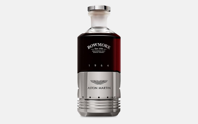 Black Bowmore DB5 1964 Scotch Whisky