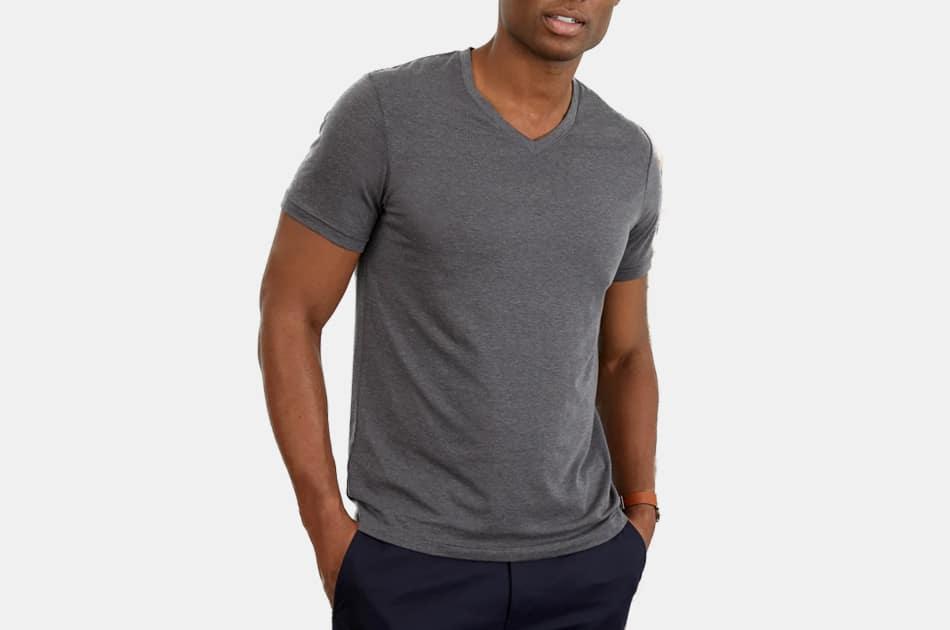 Bluffworks Threshold Performance V-Neck T-Shirt