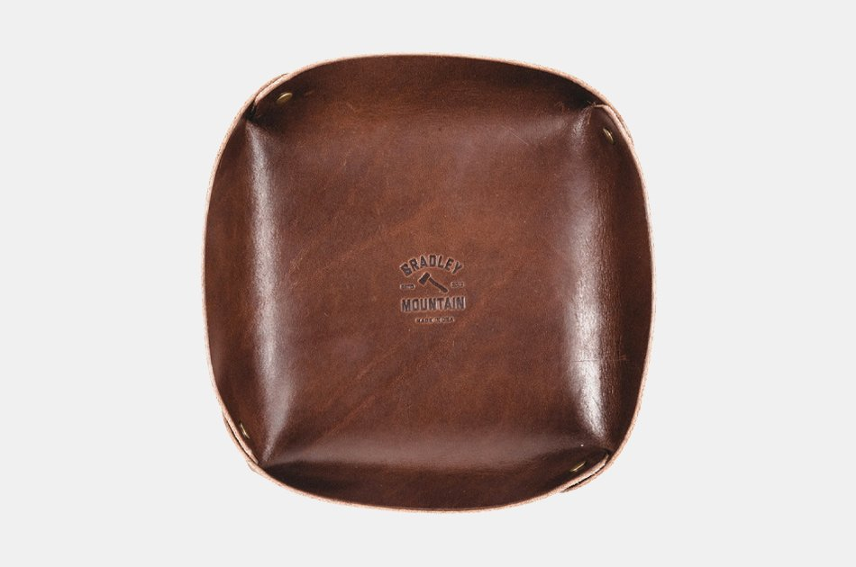 Bradley Mountain Large Valet Tray