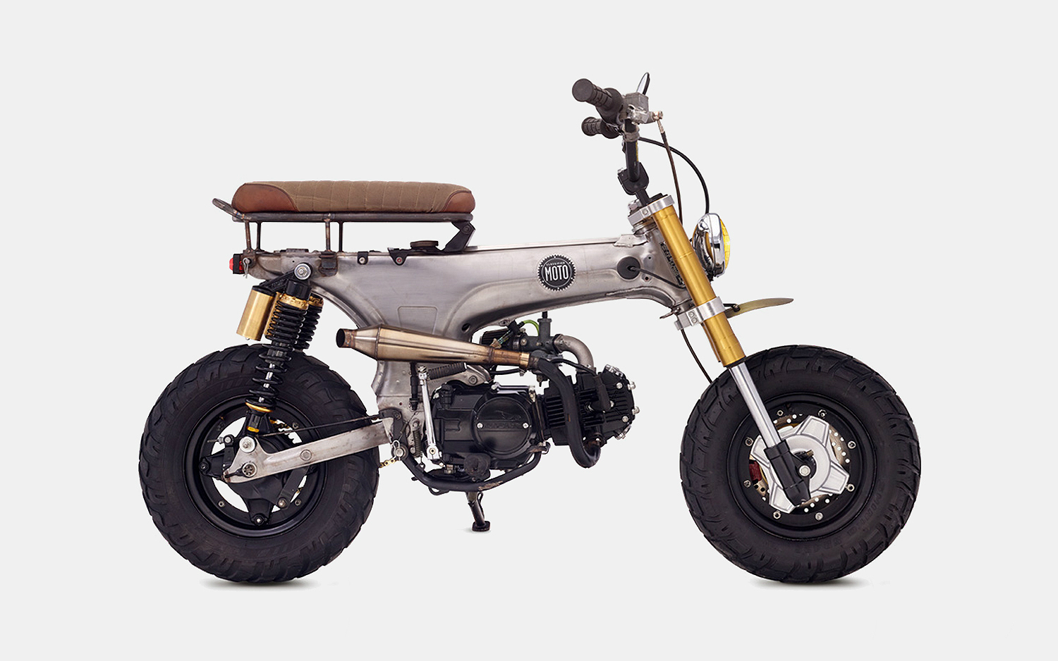 "Classified MOTO 1992 Honda CT70 ""Junior"""