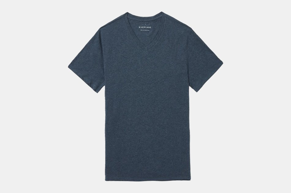 Everlane V-Neck T-Shirt