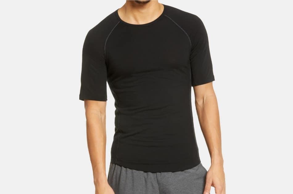 Icebreaker Men's 150 Zone Merino Wool Crewneck T-Shirt
