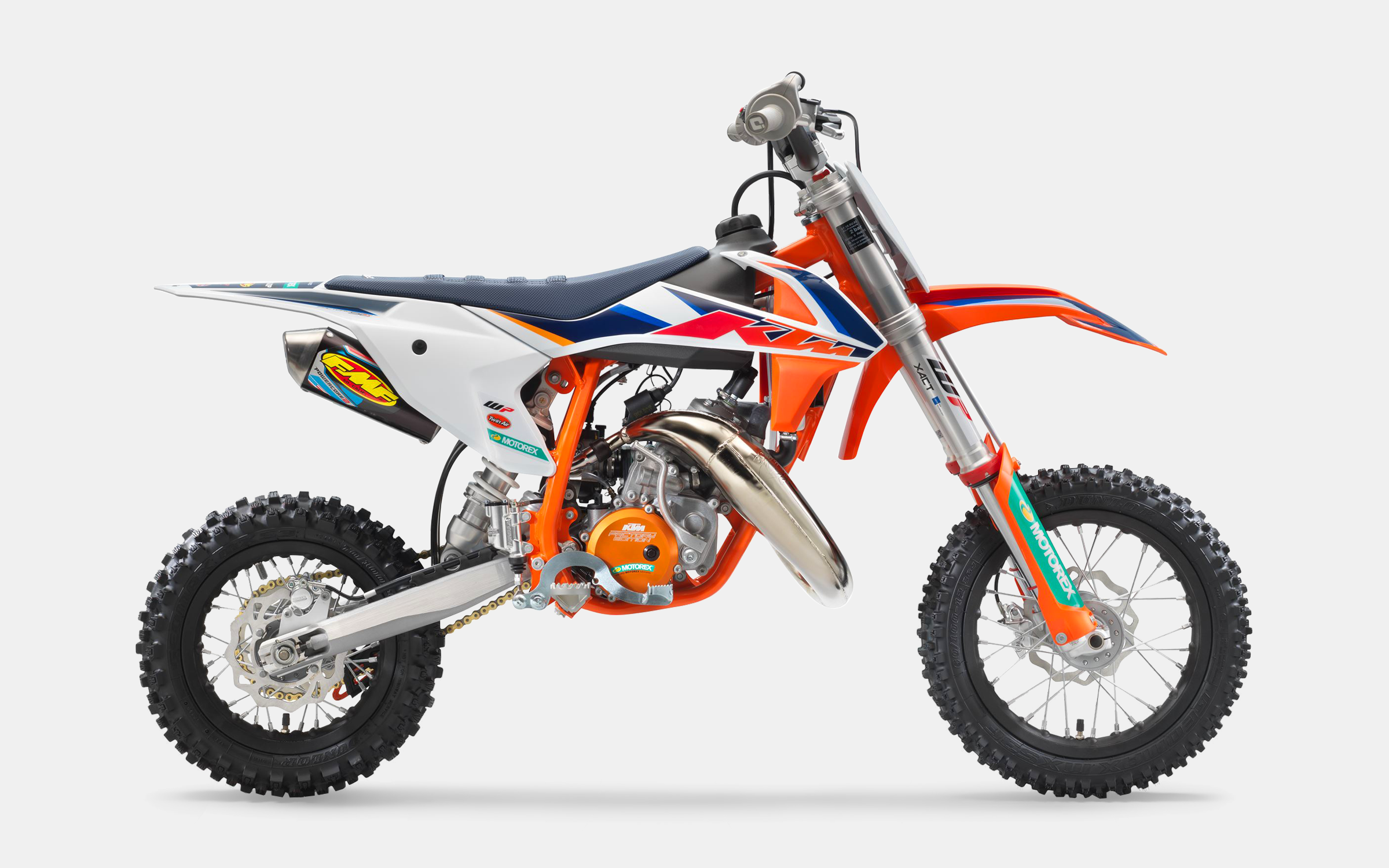 KTM 50 SX Factory Edition Motorcycle