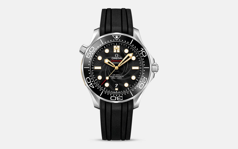 OMEGA Seamaster Diver James Bond Limited Edition Watch