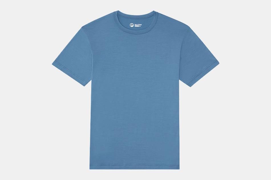 Outlier Ultrafine Merino Cut Two T-Shirt