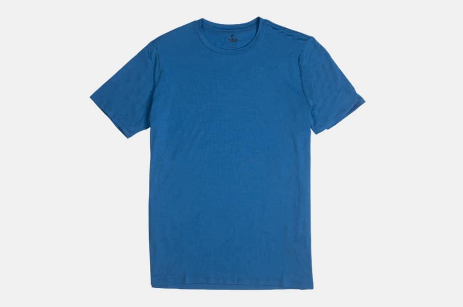 Ridge Merino Journey Merino Wool T-shirt