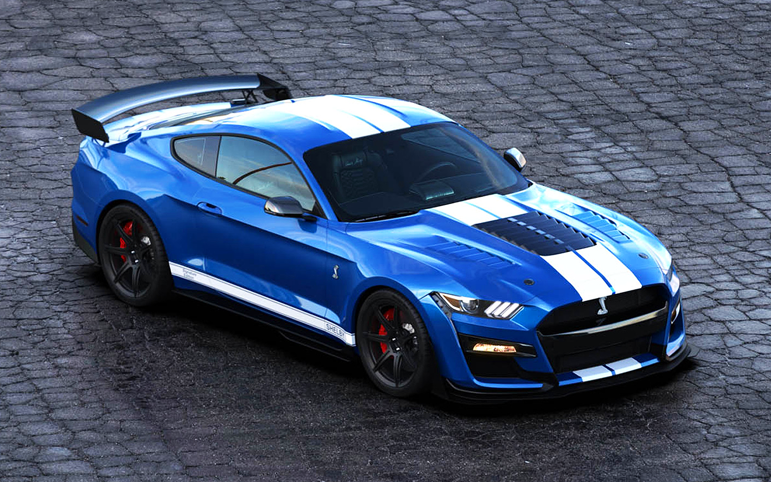 Shelby Ford Mustang GT500 Signature Edition