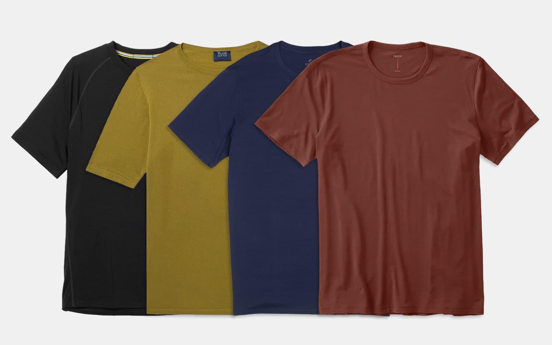 The 18 best Merino Wool T-Shirts