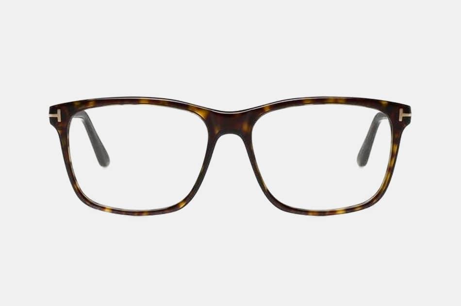 Tom Ford Blue-Block Square Glasses