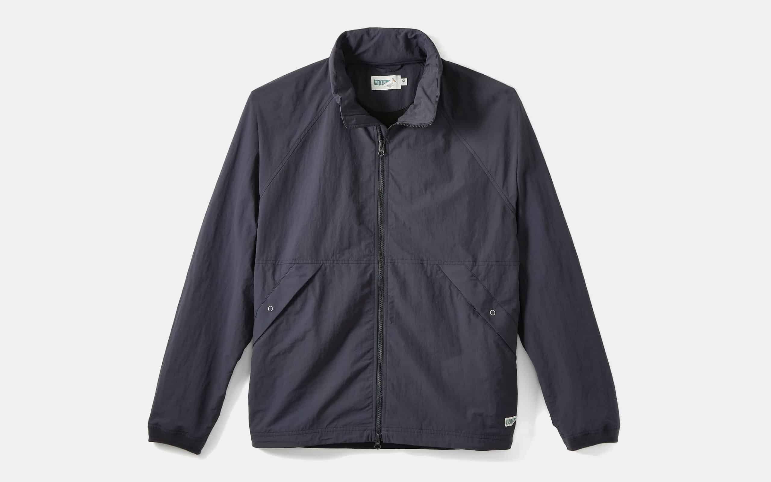 wellen nautical jacket