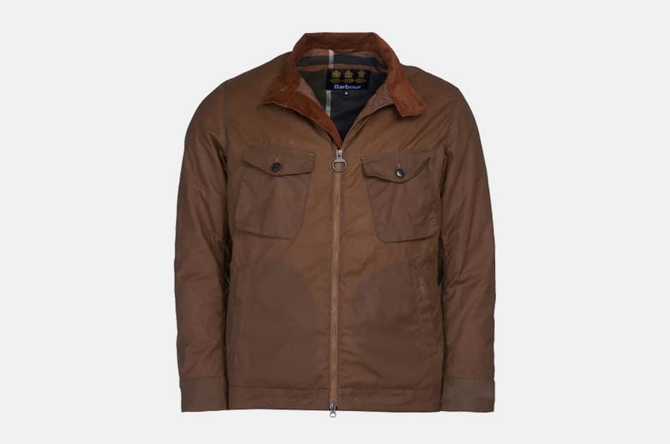 Barbour Weldon Wax Jacket