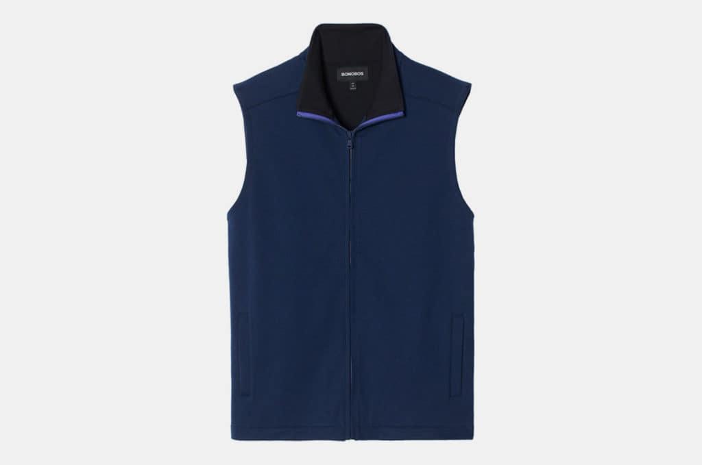 Bonobos Daily Grind Fleece Vest