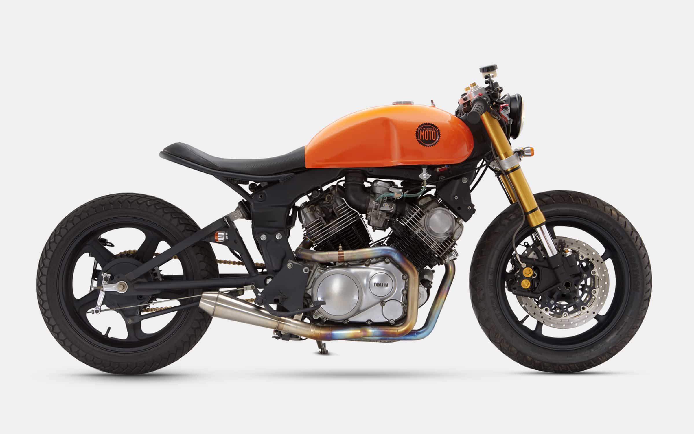 """Classified Moto 1982 Yamaha XV920R """"Shreveport Slammer"""""""