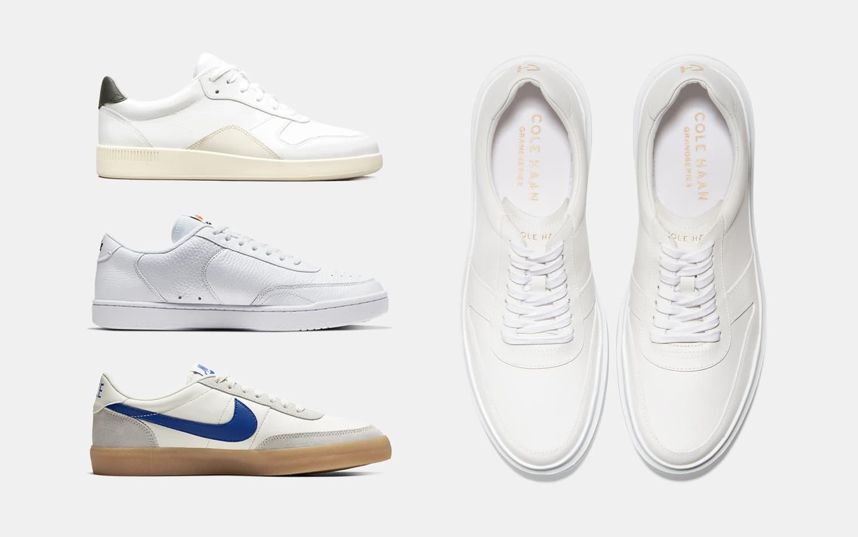 10 Best Court Sneakers for Men