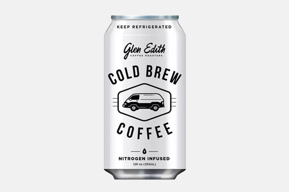 Glen Edith Nitro Cold Brew Coffee