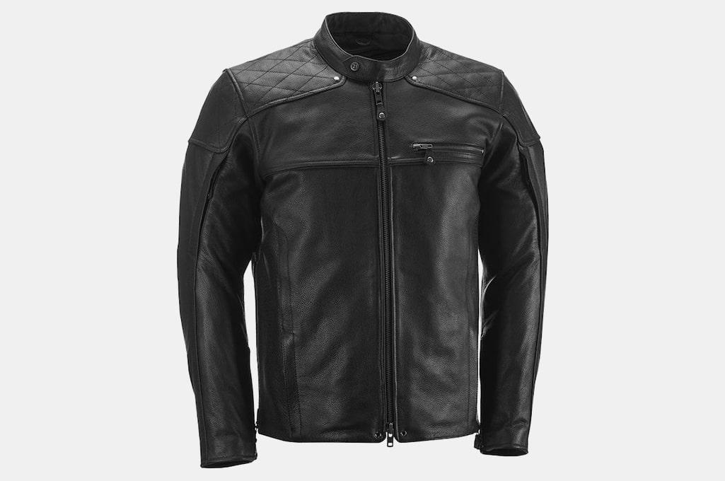 Highway 21 Gasser Leather Jacket
