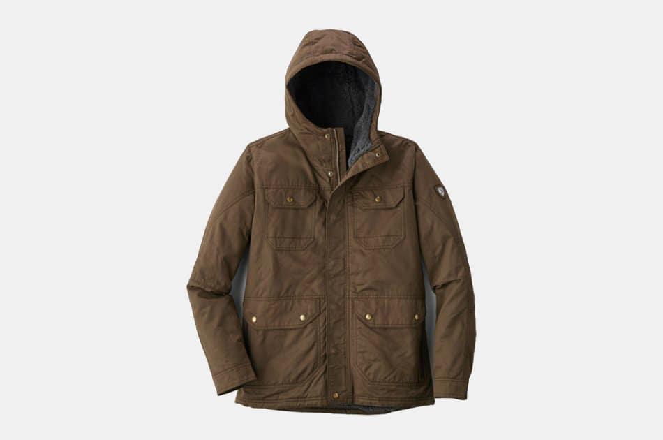 KUHL Kollusion Fleece Lined Jacket