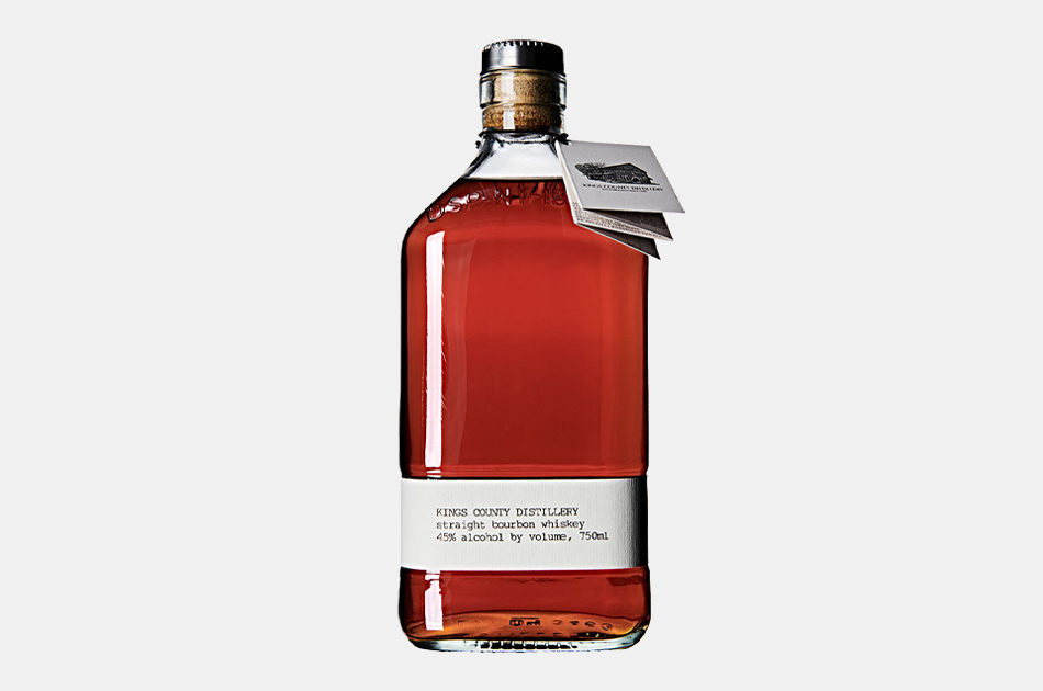 Kings County Straight Bourbon Whiskey