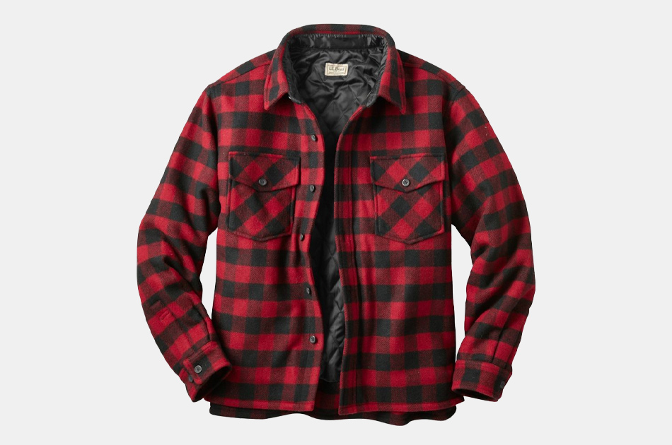 L.L. Bean Men's Maine Guide Shirt