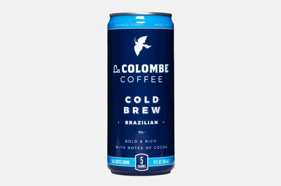 La Columbe Cold Brew Coffee