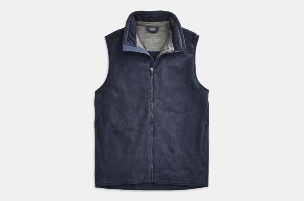 Mack Weldon WARMKNIT Fleece Vest