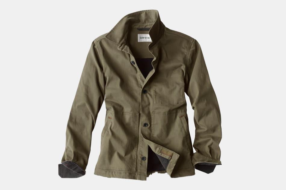 Orvis Heritage Shirt Jacket