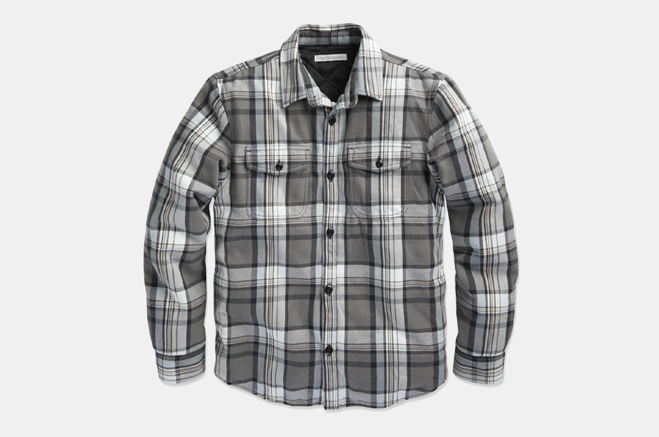 Outerknown Rambler Shirt Jacket
