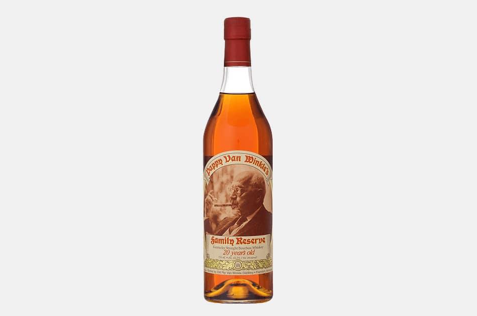 Pappy Van Winkle 20-Year Reserve Bourbon