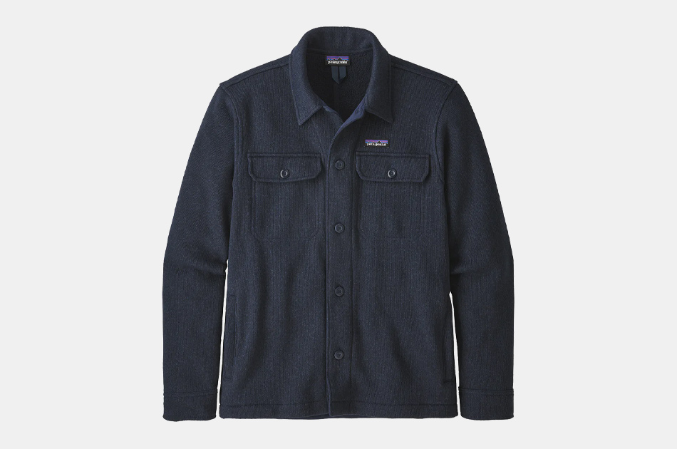 Patagonia Better Sweater Shirt Jacket