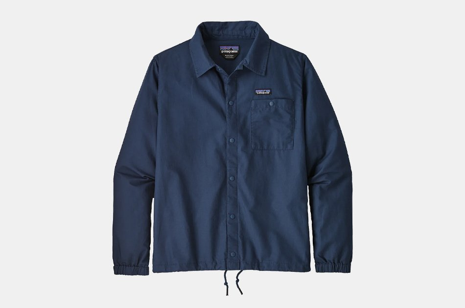 Patagonia Lightweight All-Wear Hemp Coaches Jacket