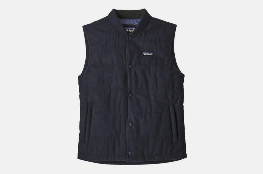 Patagonia Recycled Wool Vest