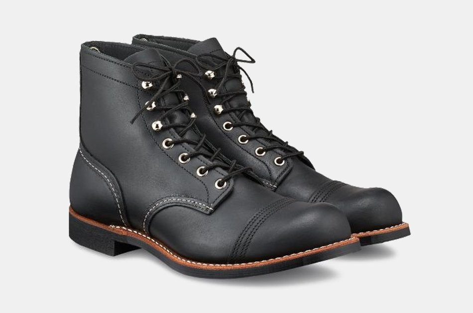 Red Wing Men's Iron Ranger Boot