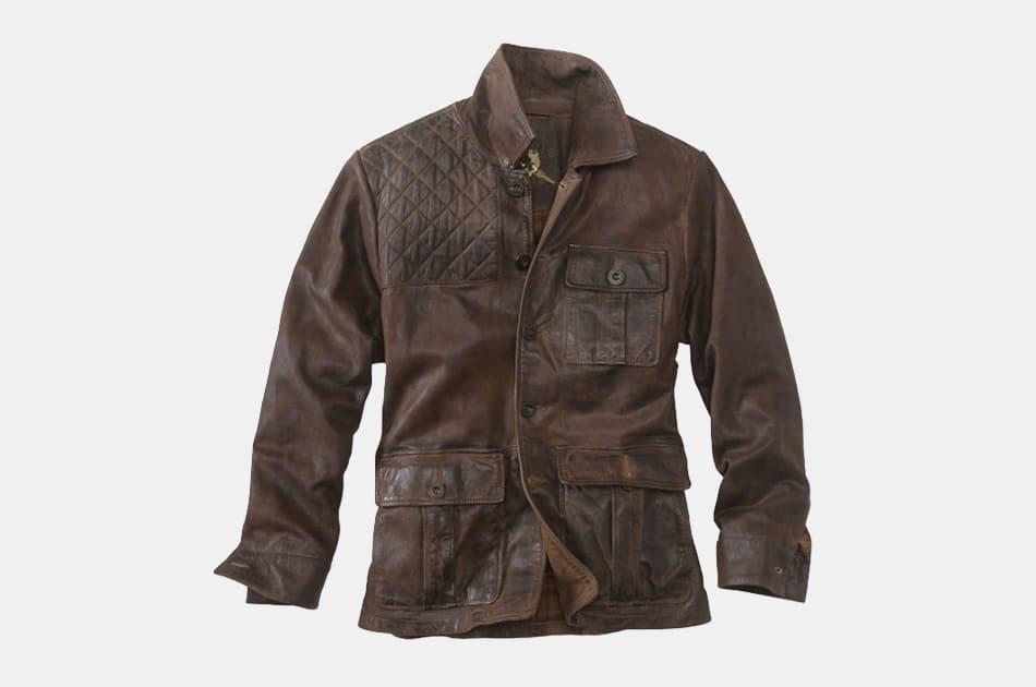 Redfield Leather Jacket
