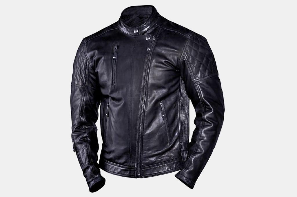 Roland Sands Clash Leather Jacket