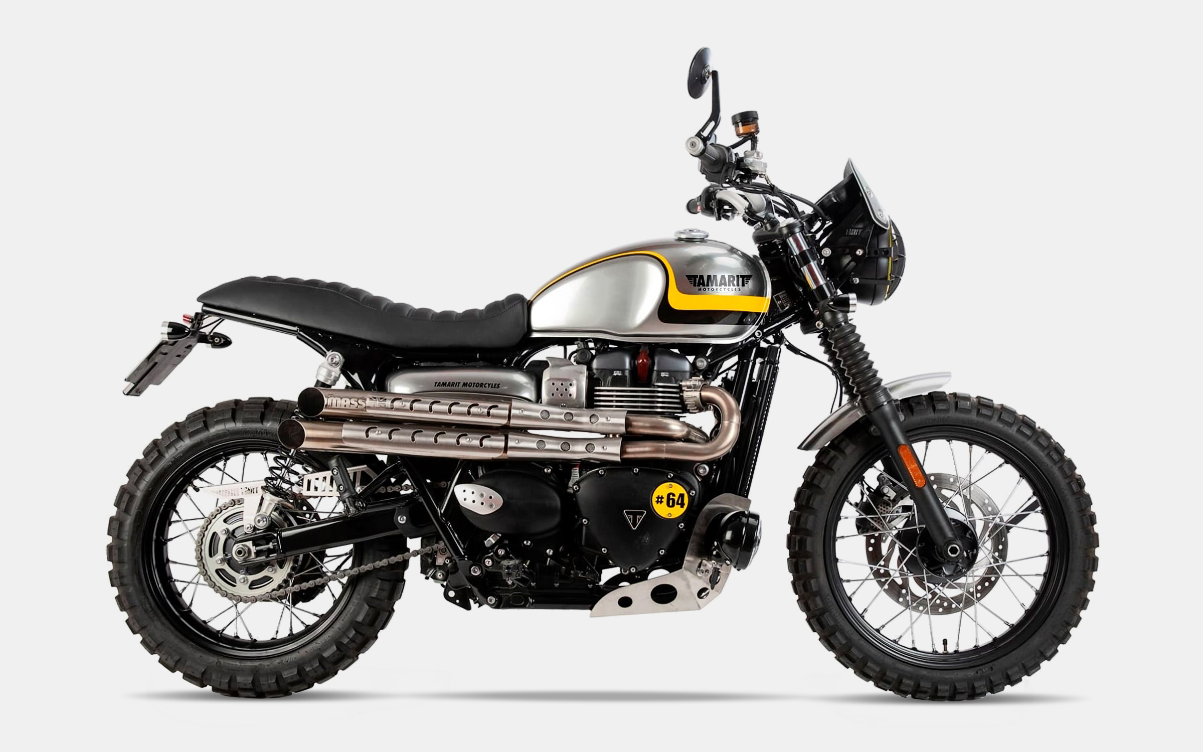 Tamarit Motorcycles Project #64 