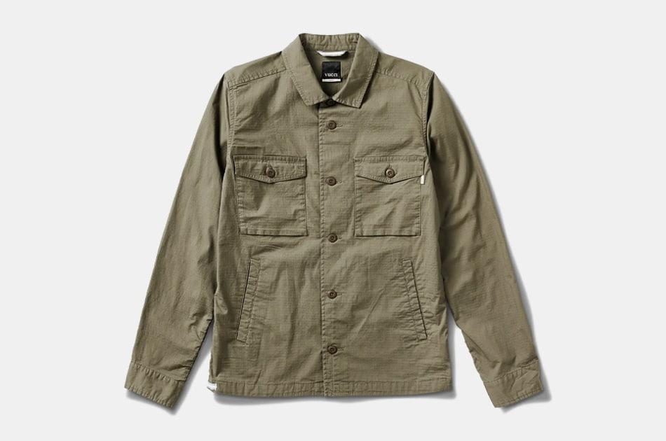 Vuori Ripstop Jacket
