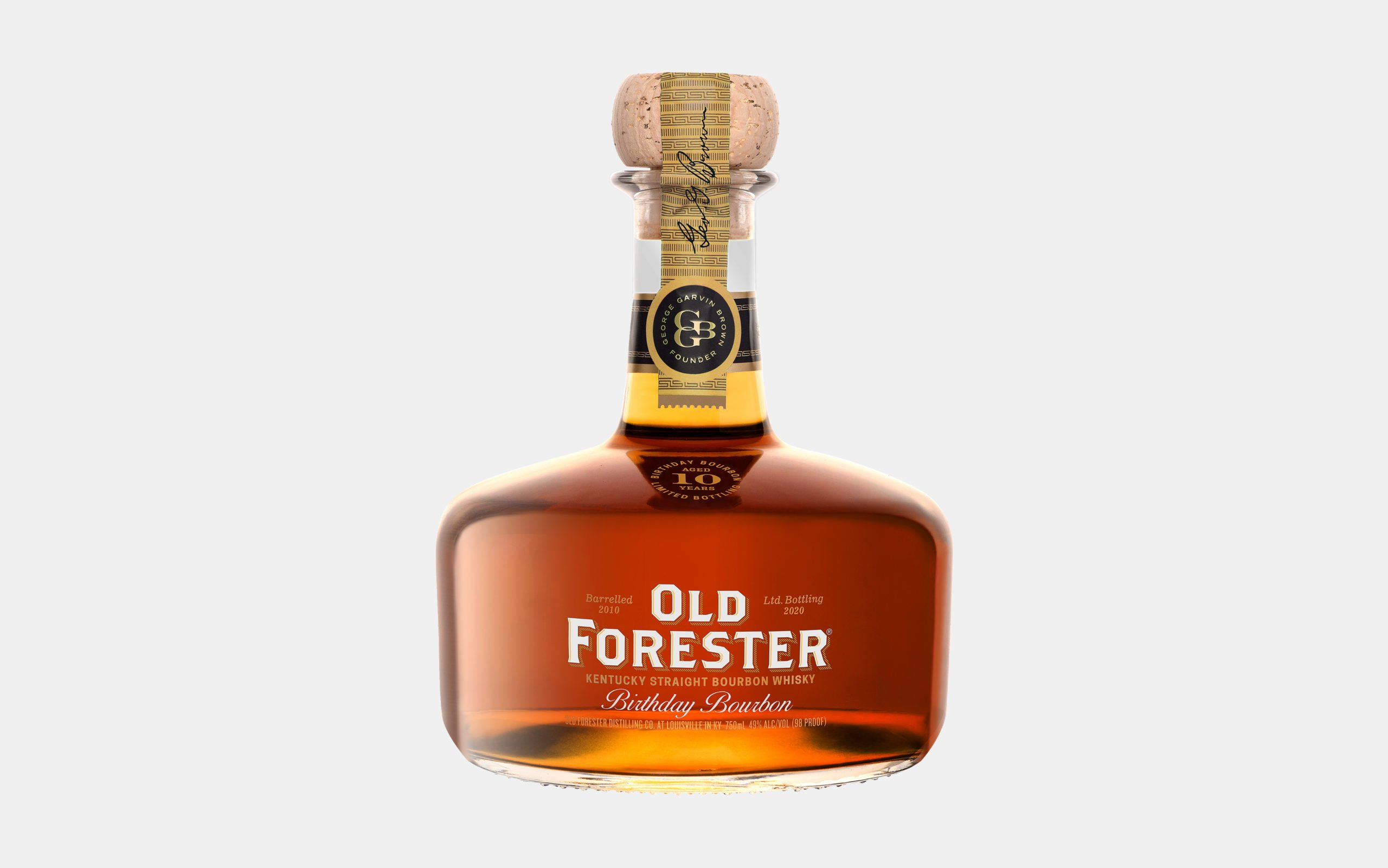 Old Forester 2020 Birthday Bourbon