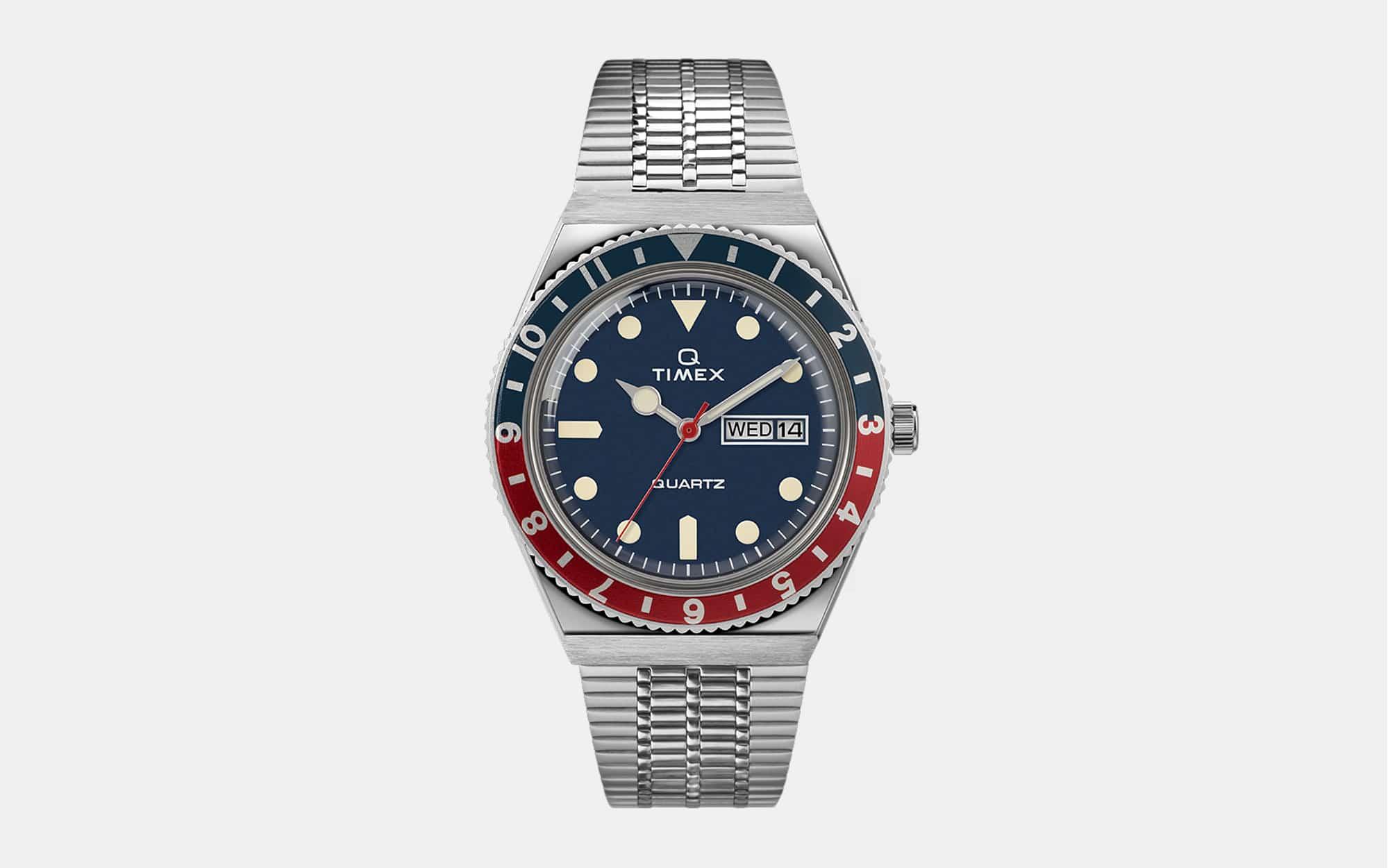 Q Timex Reissue Watch
