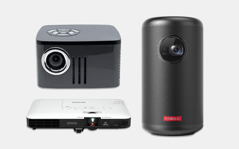 The 10 Best Portable Projectors