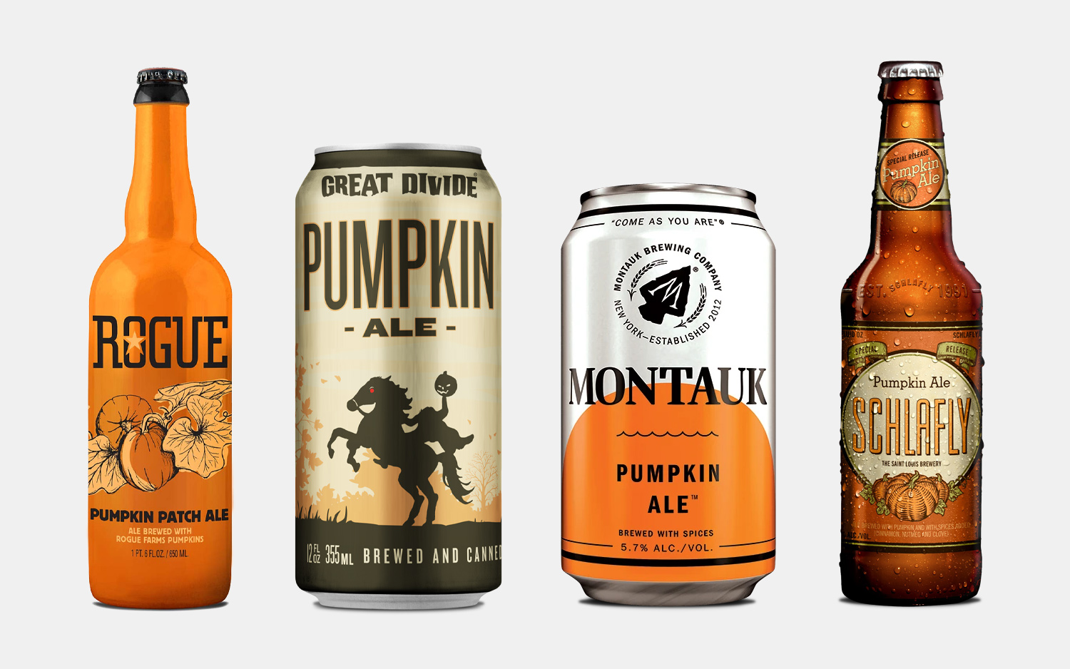 The 16 Best Pumpkin Beers to Drink This Fall