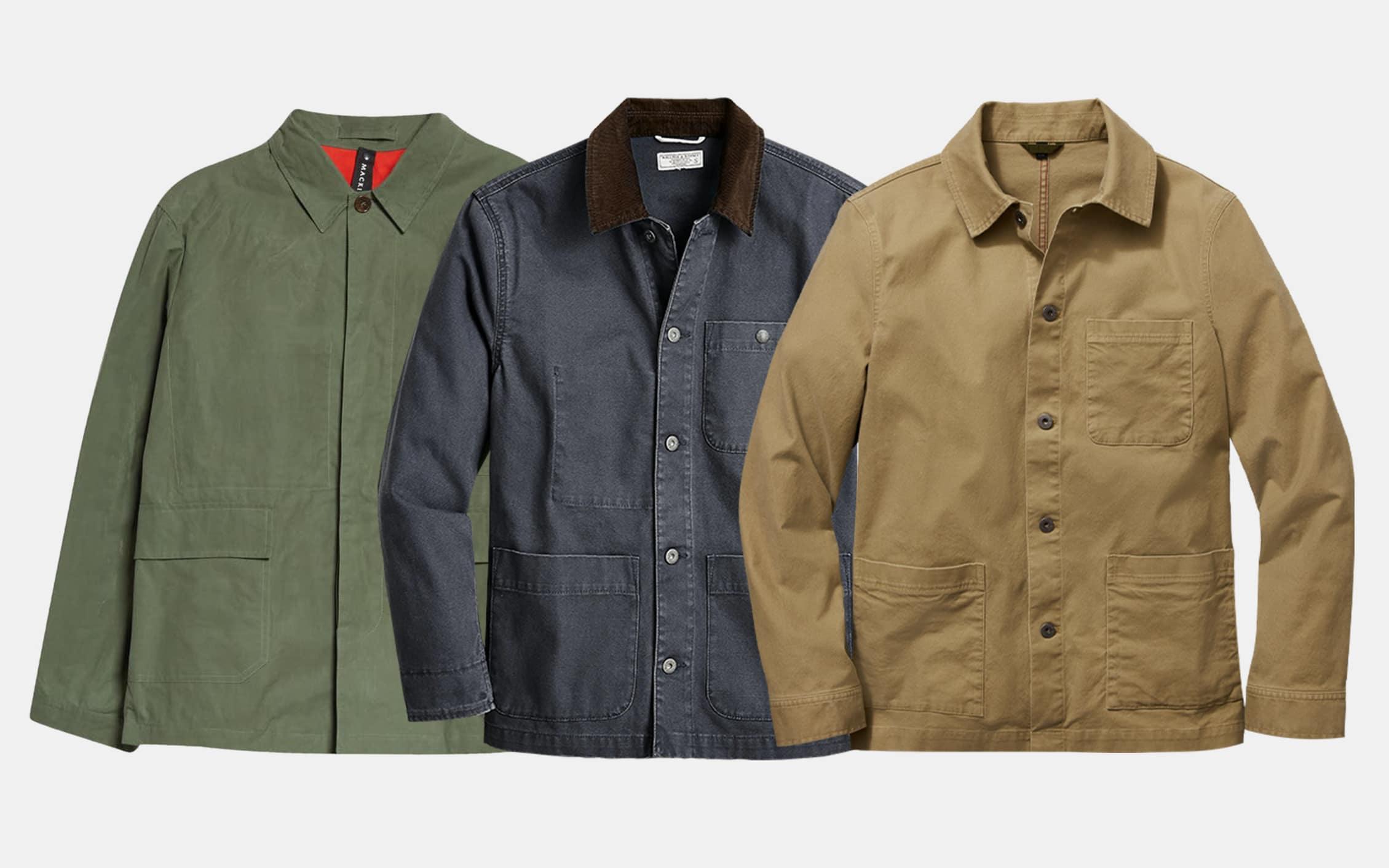 Best Men's Chore Coats