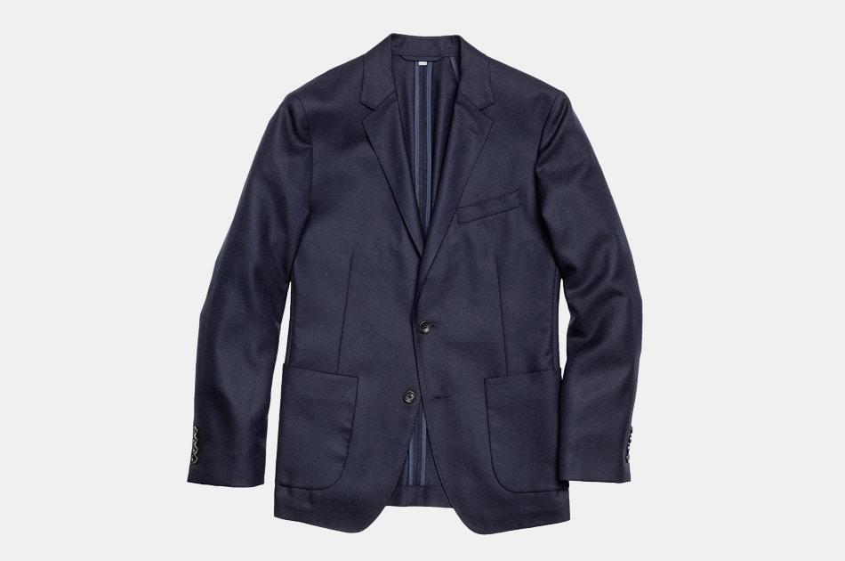 Bonobos Unconstructed Italian Wool Blazer