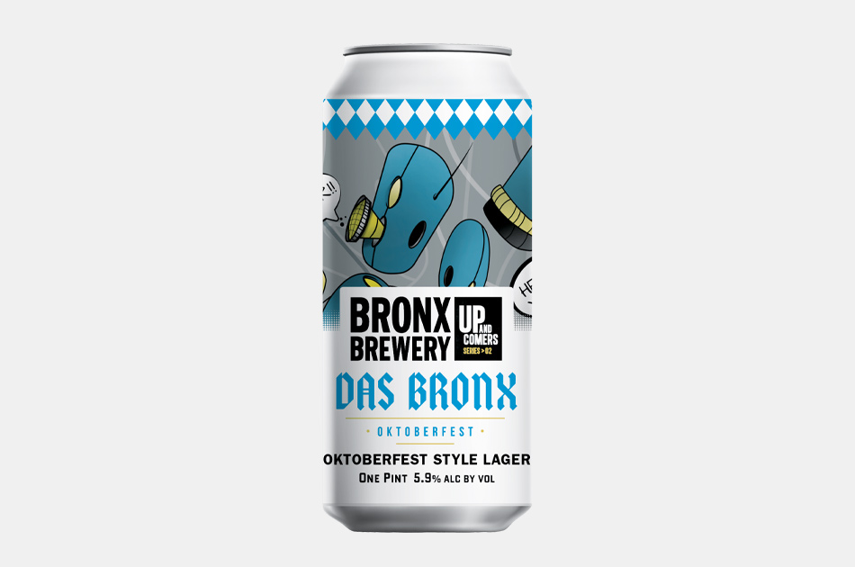 Bronx Brewery Das Bronx Oktoberfest-Style Lager