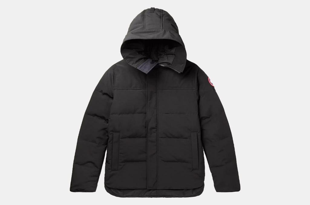 Canada-Goose-Macmillan-Quilted Shell Hooded Down Parka