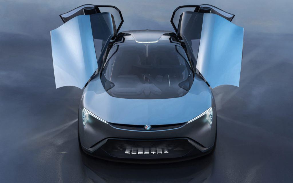 Electra Electric Crossover Concept