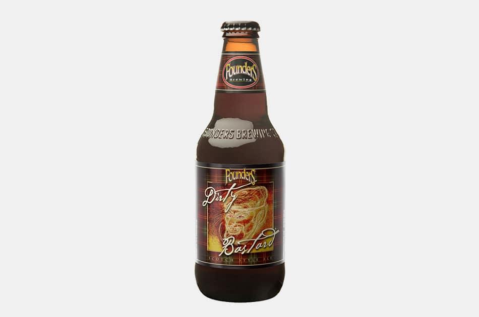 Founders Brewing Dirty Bastard Scotch Style Ale