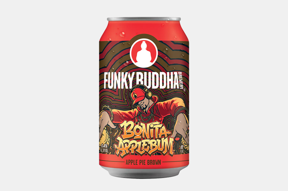 Funky Buddha Bonita Applebum Brown Ale
