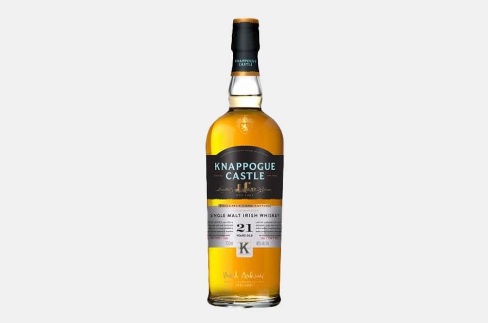 Knappogue Castle Single Malt 16 Year Old Irish Whiskey