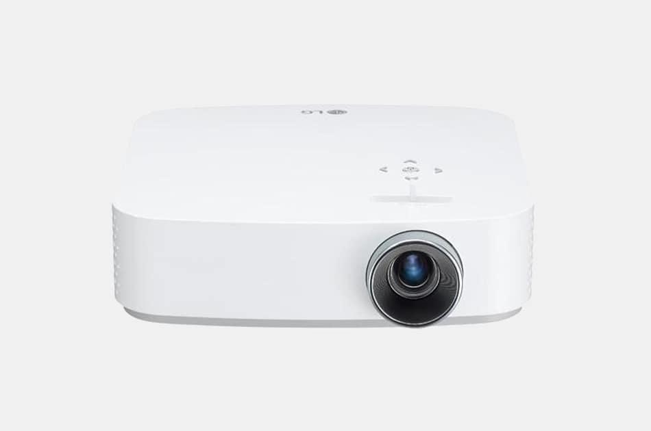 LG PF50KA HD LED Portable Home Theater CineBeam Projector
