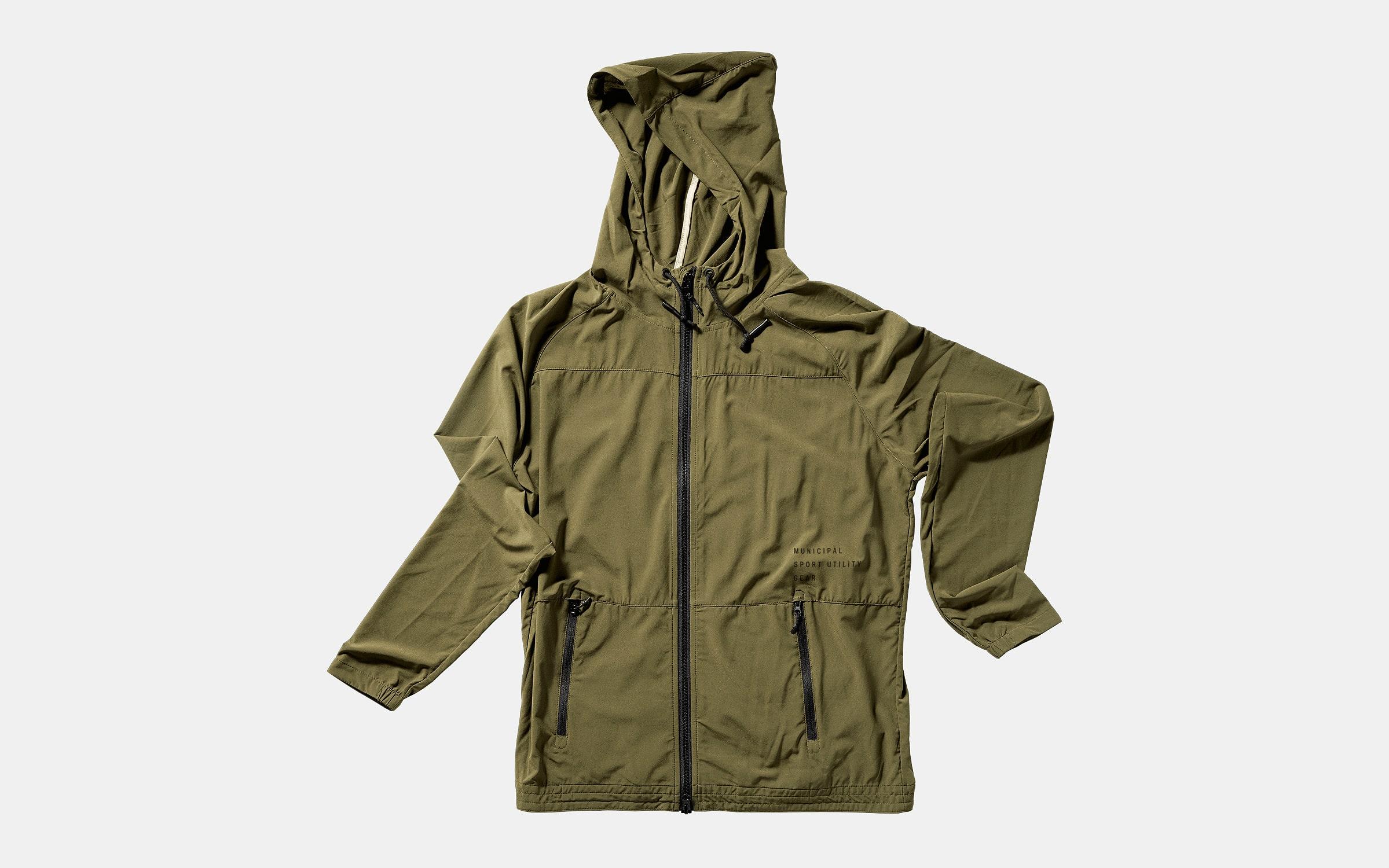 Municipal Ninja Shell Jacket
